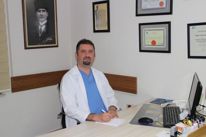 Op. Dr. Niyazi Umut Özdemir | Antalya Üroloji Doktoru | Antalya Üroloji