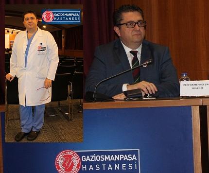 Prof. Dr. Mehmet Çağlıkülekçi Başkanlığı nda, Gastrocerrahi Günlüğü 2 Sempozyumu